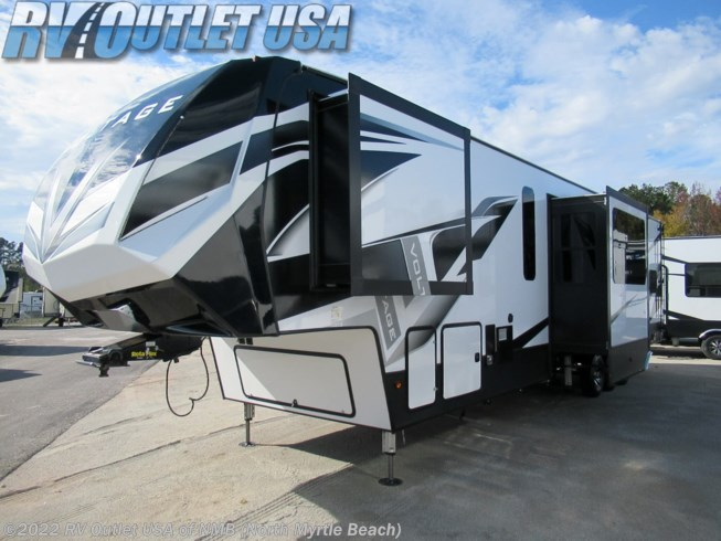 2020 Voltage 4185 by Dutchmen from RV Outlet USA of NMB (North Myrtle Beach) in Longs, South Carolina