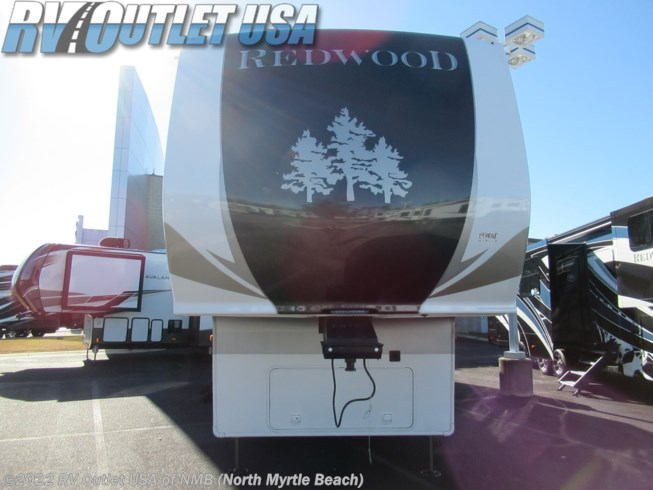 2021 CrossRoads Redwood 4001LK - New Fifth Wheel For Sale by RV Outlet USA of NMB in Longs, South Carolina features Alloy Wheels, Solid Surface Countertops, Mor-Ryde Suspension, Automatic Leveling Jacks, CO Detector