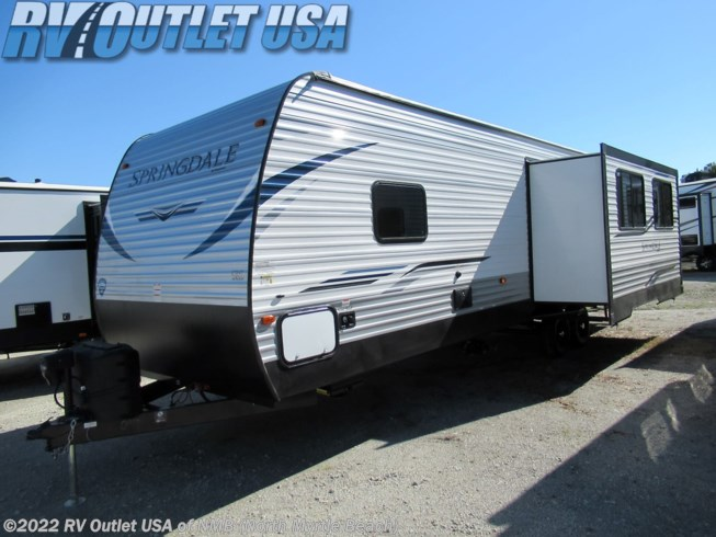 2020 Springdale 293RK by Keystone from RV Outlet USA of NMB (North Myrtle Beach) in Longs, South Carolina