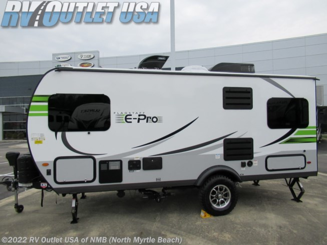 2021 Flagstaff E-Pro E19RD by Forest River from RV Outlet USA of NMB (North Myrtle Beach) in Longs, South Carolina