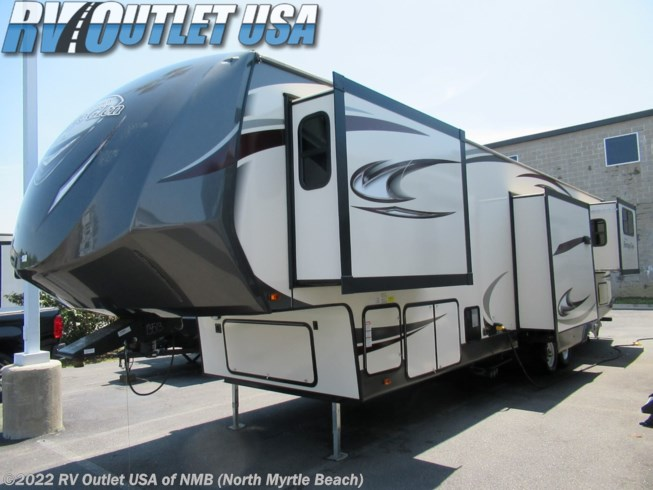 2017 Wildwood Heritage Glen 372RD by Forest River from RV Outlet USA of NMB (North Myrtle Beach) in Longs, South Carolina