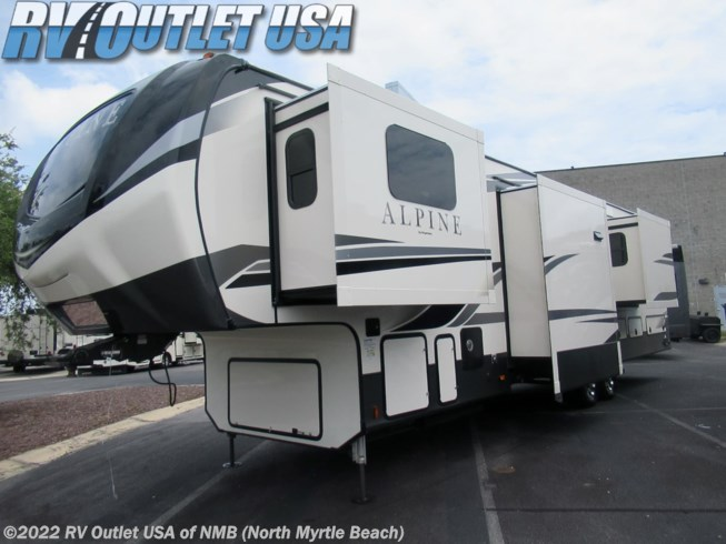 2021 Alpine 3700FL by Keystone from RV Outlet USA of NMB (North Myrtle Beach) in Longs, South Carolina