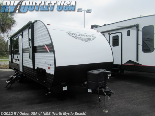New 2021 Forest River Wildwood FSX 260RT available in Longs, South Carolina