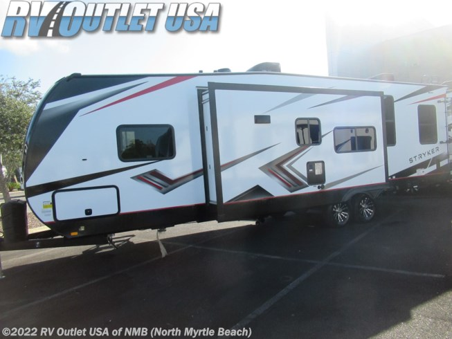 2021 Stryker 2916 by Cruiser RV from RV Outlet USA of NMB in Longs, South Carolina