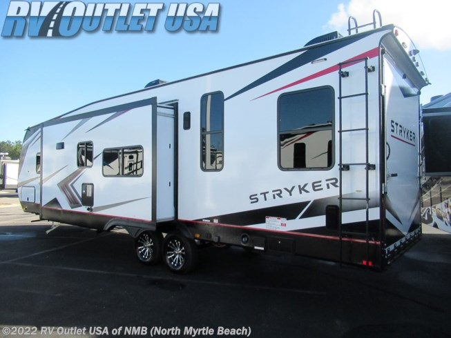 New 2021 Cruiser RV Stryker 2916 available in Longs, South Carolina