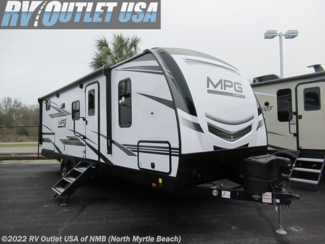 New 2021 Cruiser RV MPG 2500BH available in Longs, South Carolina