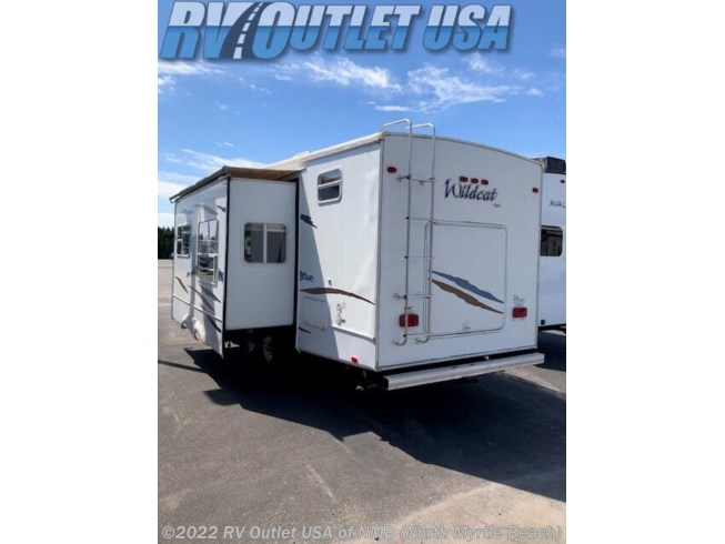 Used 2006 Forest River Wildcat 29BHBP available in Longs, South Carolina