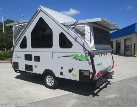 Wrva44 2015 Aliner Expedition Double Dormer With Toilet