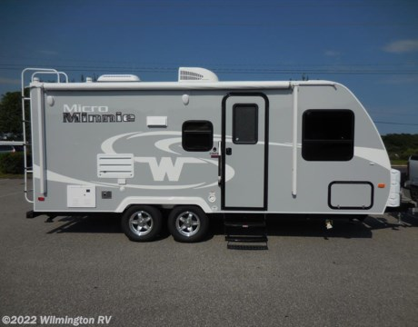 2016 Winnebago Micro Minnie 2106 Fbs Travel Trailer New