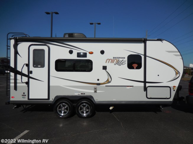 2020 Forest River Rockwood Mini Lite 2109S - New Travel Trailer For Sale by Wilmington RV in Wilmington, North Carolina