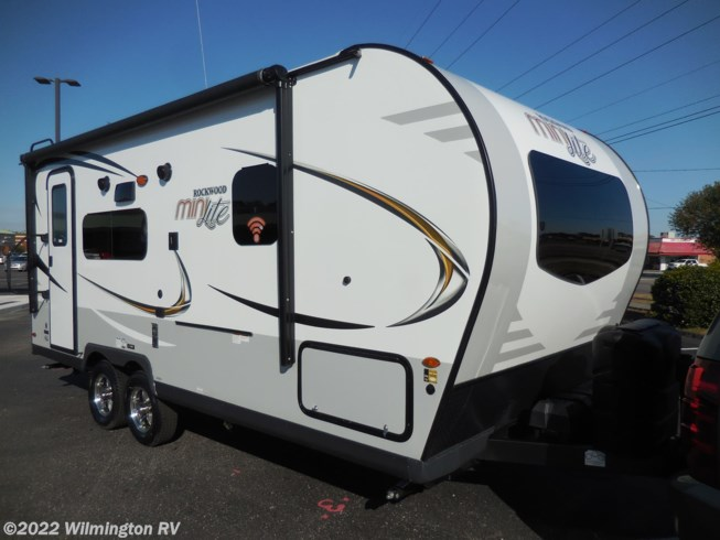 New 2020 Forest River Rockwood Mini Lite 2109S available in Wilmington, North Carolina