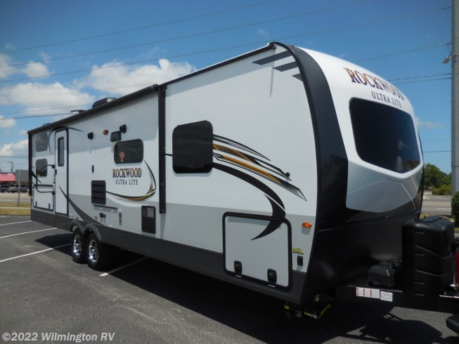 New 2020 Forest River Rockwood Ultra Lite 2706 WS available in Wilmington, North Carolina