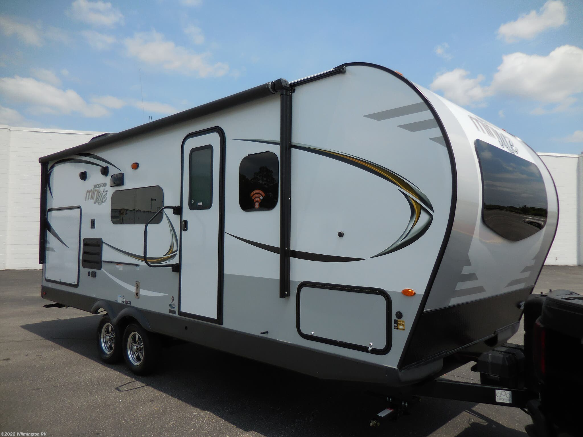 2020 Forest River RV Rockwood Mini Lite 2507S for Sale in ...