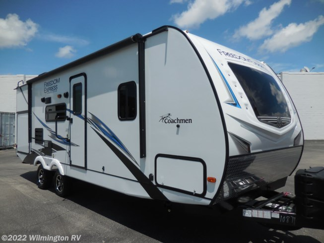 New 2021 Coachmen Freedom Express Ultra Lite 248 RBS available in Wilmington, North Carolina