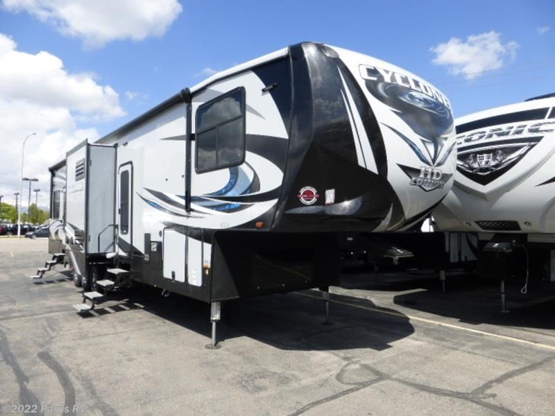 2018 Heartland Rv Rv Cyclone Cy 4113 For Sale In Murray