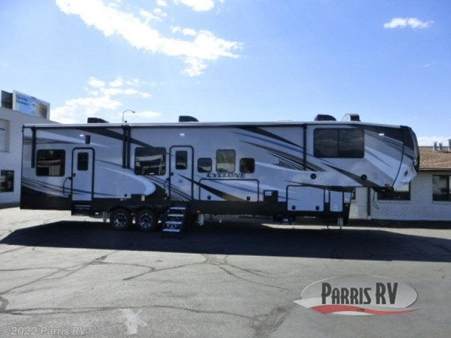 2021 Cyclone 4007 by Heartland from Parris RV in Murray, Utah