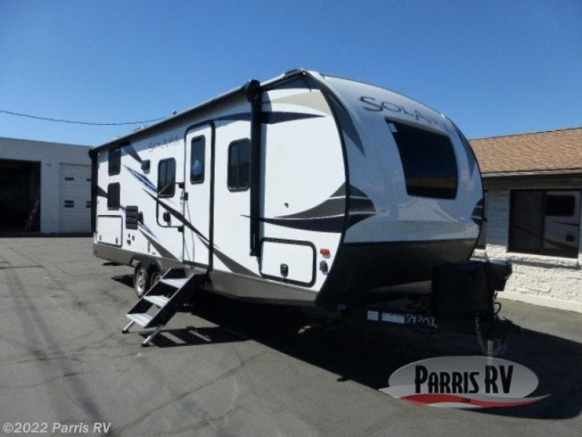 New 2021 Palomino Solaire Ultra Lite 240BHS available in Murray, Utah