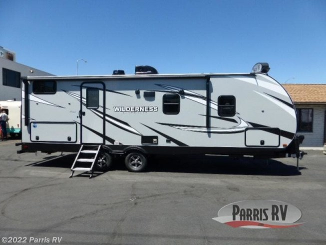 2021 Heartland Wilderness 2510BH - New Travel Trailer For Sale by Parris RV in Murray, Utah