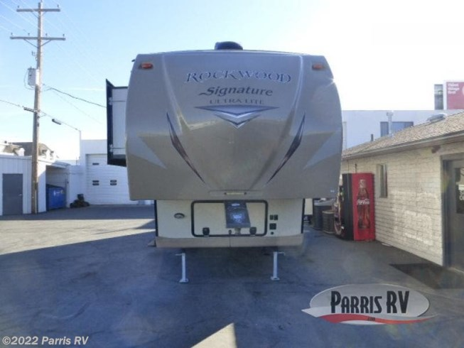 2015 Rockwood Signature Ultra Lite 8280WS by Forest River from Parris RV in Murray, Utah