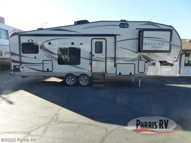 Used 2015 Forest River Rockwood Signature Ultra Lite 8280WS available in Murray, Utah