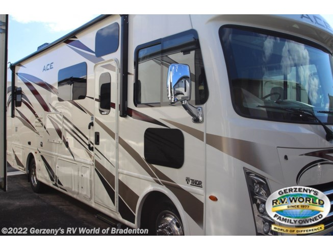 2019 Thor Motor Coach ACE - New Class A For Sale by Gerzeny's RV World of Bradenton in Bradenton, Florida