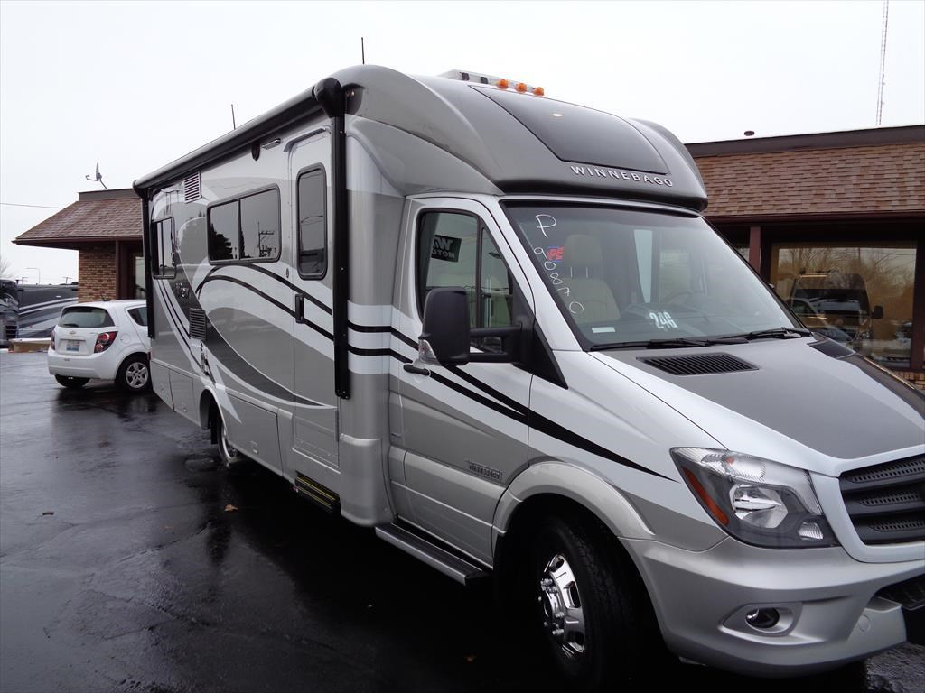 2016 Winnebago Rv View 24g For Sale In Rockford Il 61101