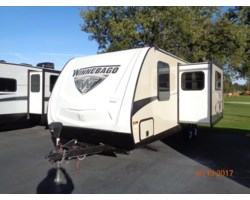 #10219 - 2018 Winnebago Minnie 2455BHS