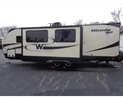 #10268 - 2019 Winnebago Minnie Plus 27BHSS