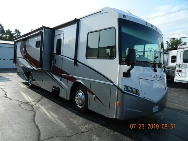 Used 2014 Itasca Solei 34T available in Rockford, Illinois