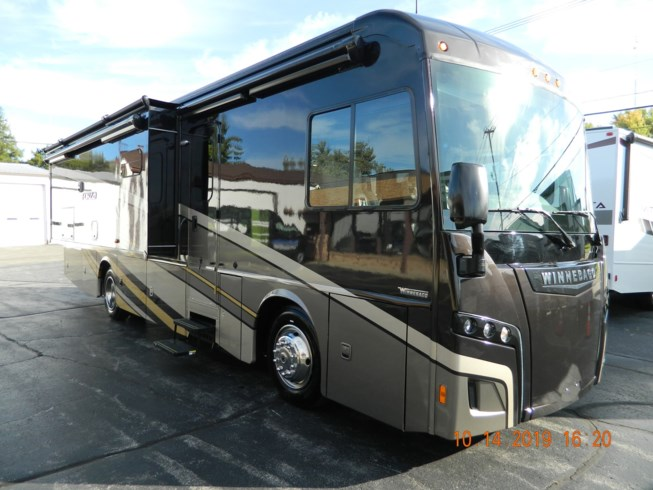 New 2020 Winnebago Forza 34T available in Rockford, Illinois