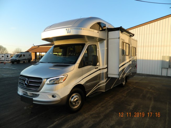 New 2020 Winnebago View 24V available in Rockford, Illinois