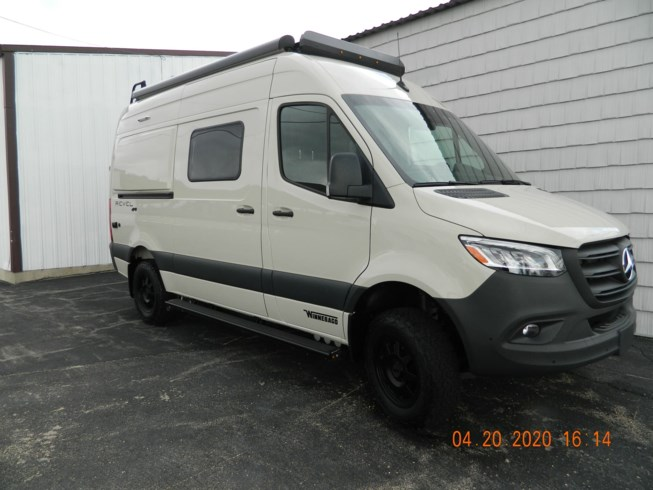 New 2020 Winnebago Revel 44E available in Rockford, Illinois