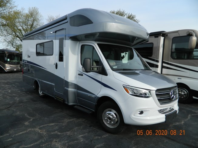New 2021 Winnebago View 24D available in Rockford, Illinois