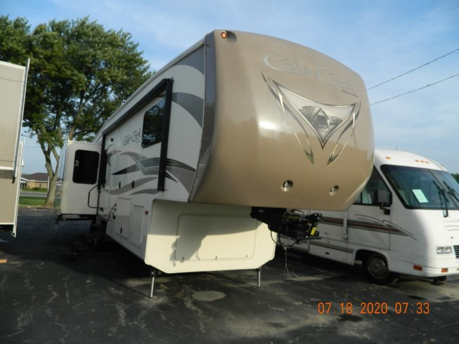 Used 2016 Forest River Cedar Creek 36CKTS available in Rockford, Illinois