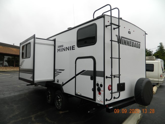 New 2021 Winnebago Micro Minnie 2306BHS available in Rockford, Illinois
