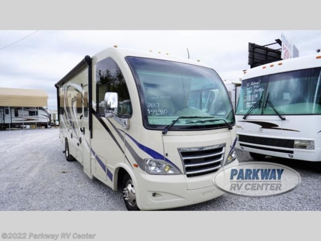 Used 2017 Thor Motor Coach Axis 25.2 available in Ringgold, Georgia