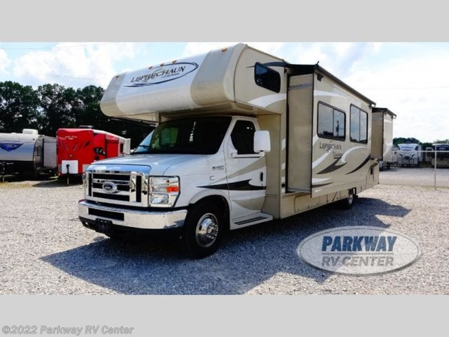 Used 2014 Coachmen Leprechaun 319DS Ford 450 available in Ringgold, Georgia