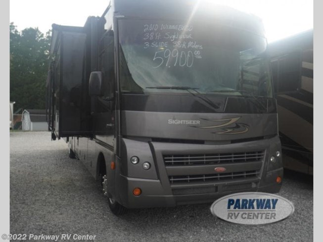 Used 2010 Winnebago Sightseer 37L available in Ringgold, Georgia