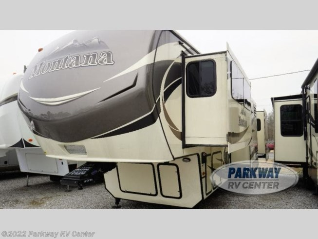 Used 2015 Keystone Montana 3710 FL available in Ringgold, Georgia