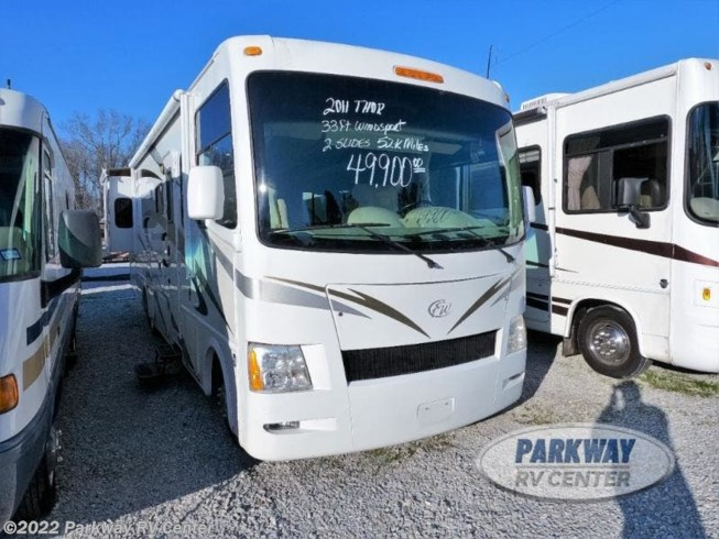 Used 2011 Thor Motor Coach Windsport 32A available in Ringgold, Georgia