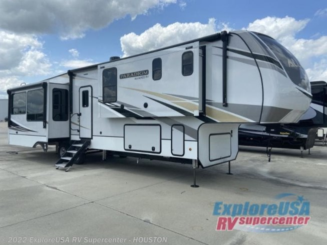 New 2020 Alliance RV Paradigm 370FB available in Houston, Texas