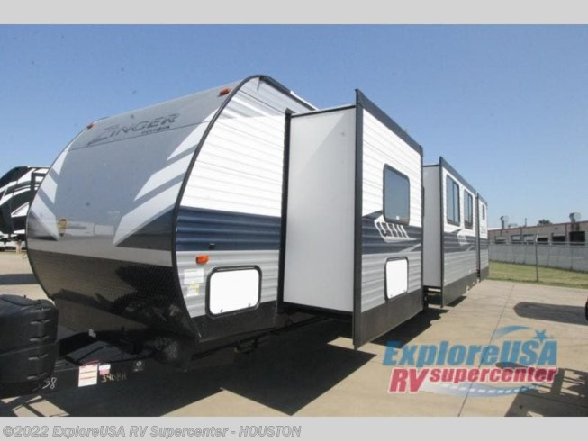 2021 Zinger ZR340BH by CrossRoads from ExploreUSA RV Supercenter - ALVIN, TX in Houston, Texas