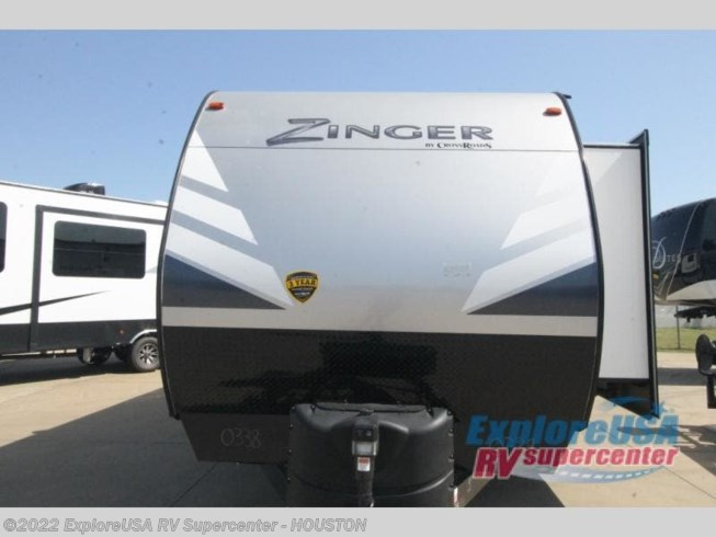 New 2021 CrossRoads Zinger ZR340BH available in Houston, Texas
