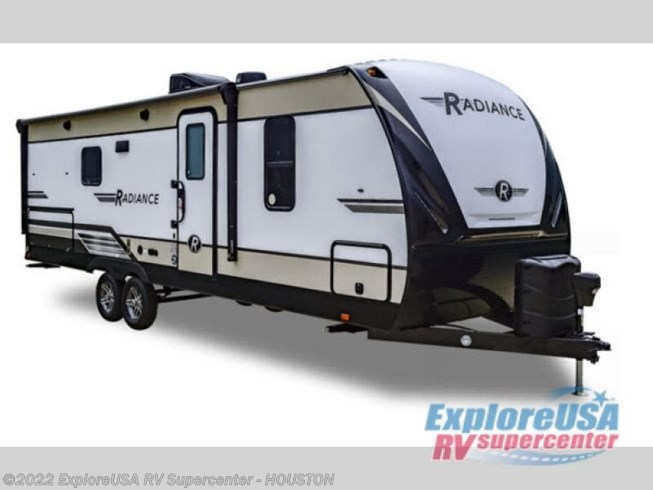 New 2021 Cruiser RV Radiance Ultra Lite 26KB available in Houston, Texas