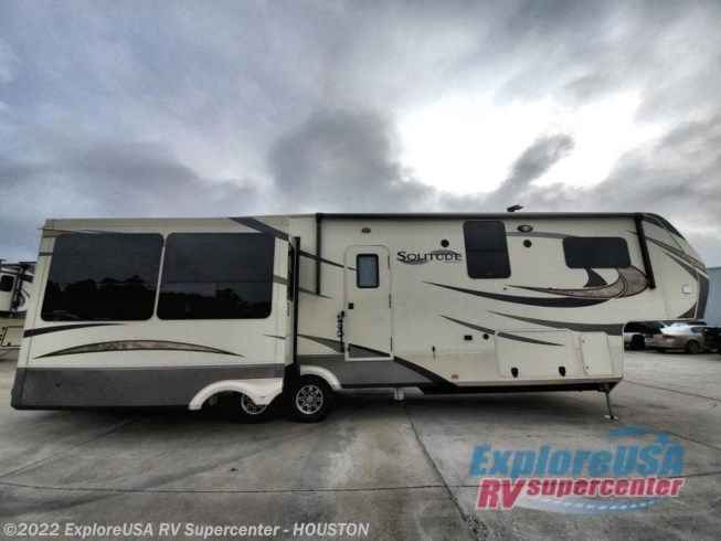 Used 2017 Grand Design Solitude 377MBS available in Houston, Texas