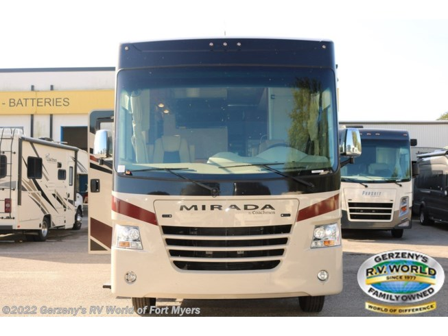 New 2019 Coachmen Mirada available in Fort Myers, Florida