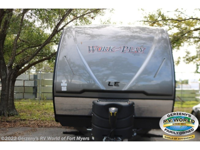 2019 Work and Play by Forest River from Gerzeny's RV World of Fort Myers in Fort Myers, Florida