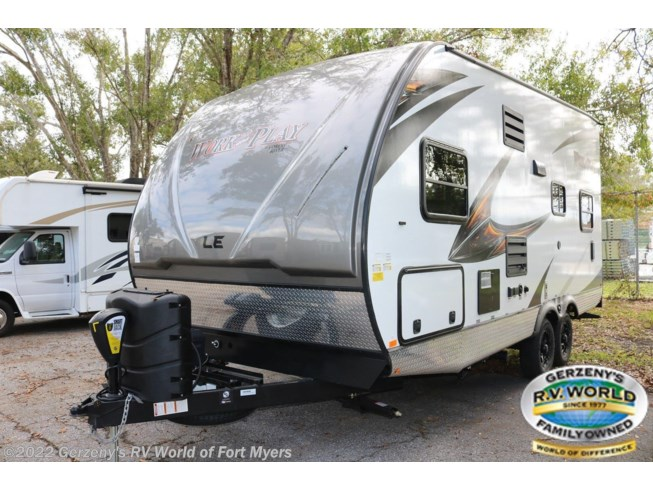 2019 Forest River Work and Play - New Toy Hauler For Sale by Gerzeny's RV World of Fort Myers in Fort Myers, Florida