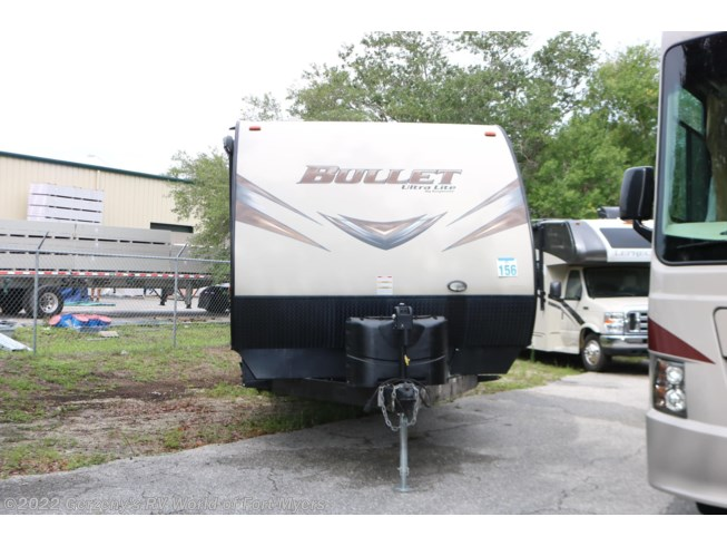 2017 Bullet by Keystone from Gerzeny's RV World of Fort Myers in Fort Myers, Florida