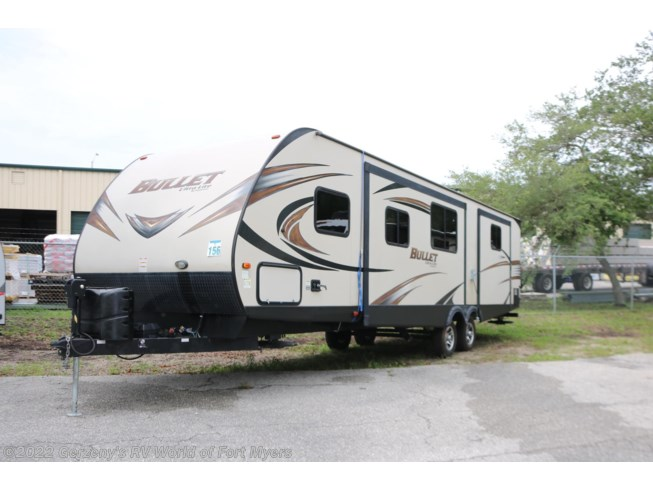2017 Keystone Bullet - Used Travel Trailer For Sale by Gerzeny's RV World of Fort Myers in Fort Myers, Florida
